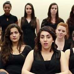 "Florida State University's AcaBelles are about to make your day. These talented ladies completely rock an a cappella version of Lorde's hit ""Royals,"" and you won't be able to stop listening."
