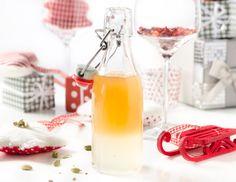 Weihnachtscocktail Rezept - Der perfekte Aperitif für Weihnachten auf ichkoche.at