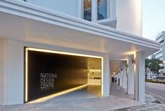 national design centre singapore by SCDA architects: