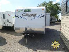 Used 2012 Forest River RV Salem Cruise Lite 26RKS Travel Trailer at Sun Camper Liquidators | Fort Pierce, FL | #SC-330AFC