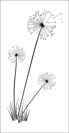 dandelion png 1000 ideas about dandelion art on pinterest printing