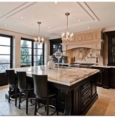 Luxury Kitchen Design Is The Heart Of A Luxury Home. We Chose 174 Of Jaw  Dropping Luxury Kitchen Designs To As Inspiration For Your Home.