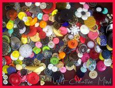 creare gioielli con i bottoni