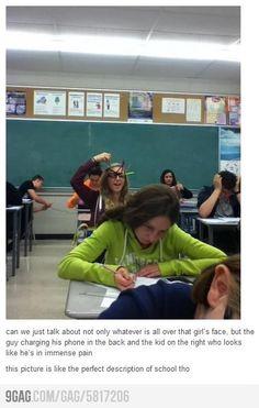 The Perfect Description of School