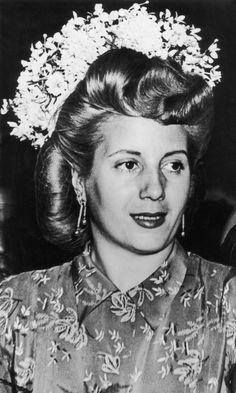 Eva Perón's - 1947