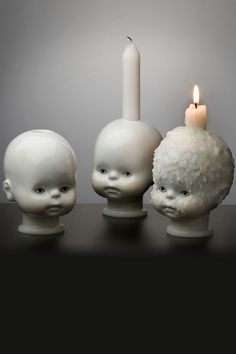 Little Joseph Candle Holders