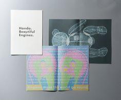 Beautiful Engines | Creative Brochure Layout Design Inspiration | Award-winning Graphic Design | D&AD
