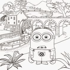Minions Coloring Pages Printable Best Of Free Coloring Pages Printable to Color Kids Coloring Pages For Teenagers, Summer Coloring Pages, School Coloring Pages, Coloring Pages To Print, Coloring Pages For Kids, Kids Coloring, Free Coloring, Colouring, Ninjago Coloring Pages