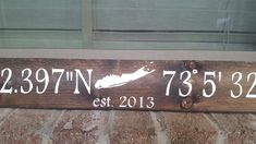 farmhouse decor, latitude and longitude sign, map of long island, farmhouse sign, custom wooden signs, pallet sign, housewarming gift, by Ajminteriors on Etsy