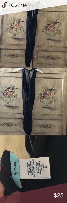 Marciano dress Black very sexy dress. Marciano Dresses Mini