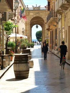 Italy Travel Inspiration - Marsala - Sicily - Italy #italytravelinspiration #italylandscape #ItalyTravel