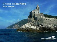 www.imascubadiver.com #immersioni #subacquea #liguria #laspezia #sanpietro #portovenere #tinetto #palmaria