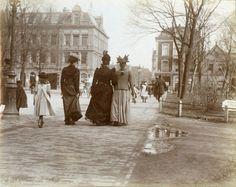 Amsterdam 1900 - Foto's van Olie, Breitner, Eilers en tijdgenoten