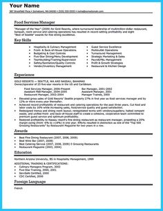 Food Service Worker Resume Nurse Practitioner Resume Objective  Resume Samples  Pinterest