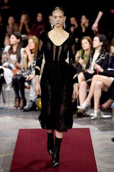 Givenchy A/W 15 | Harper's Bazaar