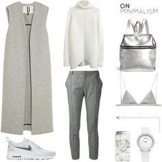 """On Minimalism"" by fashionlandscape on Polyvore"