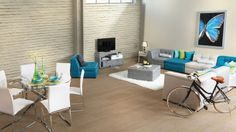 Pequeño o grande no importa el espacio de tu habitación, todos pueden lograr ser tan espectaculares, funcionales, acogedores y trendy como cualquiera. Para lograrlo es necesario aplicar algunos trucos decorativos.