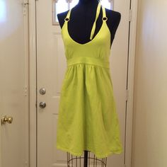 VS Beach Bra Top This garment is perfect for the beach or pool area    in good condition Victoria's Secret Dresses Mini
