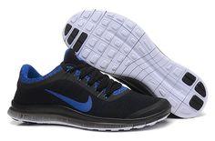 Nike Free 3.0 Mens V6 Ext Shoes Ocean Blue