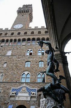 Perseo e Palazzo Vecchio   Flickr – Condivisione di foto!
