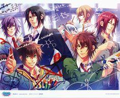 /Hakuouki SSL ~Sweet School Life~/#1745748 - Zerochan