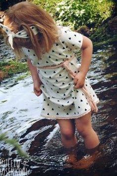 Freebook Quatschkopf Kleid – #2 | Bis Größe 164