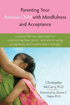 ACT therapy for child anxiety