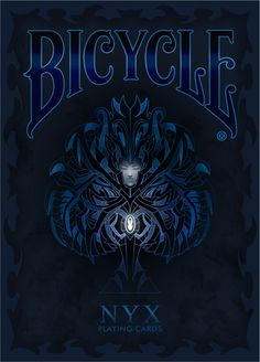 Bicycle NYX Playing Cards by Collectable Playing Cards — Kickstarter