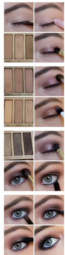 Naked 3 look
