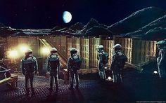 2001: A Space Odyssey, via Flickr