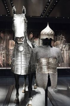 Armor of the Ottoman Empire. Horse Armor, Arm Armor, Armours, Fantasy Armor, Silk Road, Ottoman Empire, Dark Horse, Eastern Europe, 17th Century