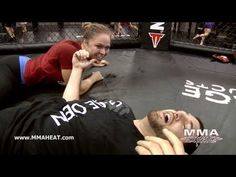 UFC's Nick Diaz + Strikeforce's Ronda Rousey Submit Layzie The Savage 6 Times