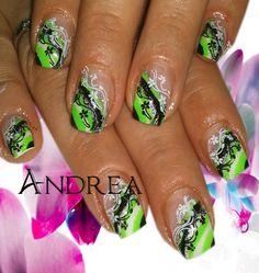 nail art, stamping