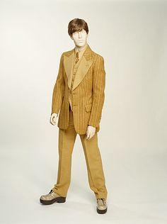 1970s Lounge Suit