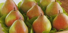 How to tell if a pear is ripe, and ripen pears faster