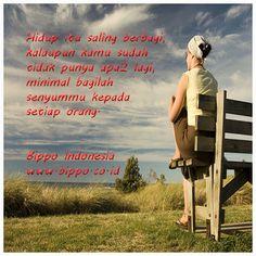 Tinggalkanlah kesenangan yang menghalangi pencapaian kecemerlangan hidup yang di idamkan. Dan berhati-hatilah, karena beberapa kesenangan adalah cara gembira menuju kegagalan ( Mario Teguh) - Bippo Indonesia (www.bippo.co.id)
