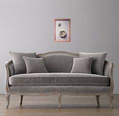 Small Living Room Furniture, Living Room Chairs, Living Room Decor, French Furniture, Classic Furniture, Sofa Design, Furniture Design, Interior Design, Biedermeier Sofa