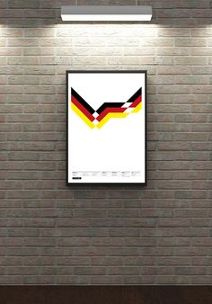 West Germany World Cup Champions 1990 by headfuzzbygrimboid