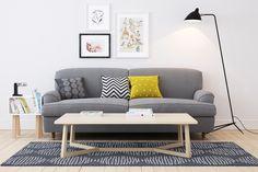 Чем меньше повезло с квадратными метрами, тем тщательнее стоит отнестись к выбору мебели в квартиру. Составили для вас подборку из 35 предметов интерьера, которые идеально подойдут для небольших пространств.
