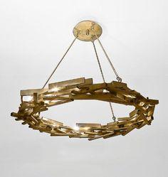 nest shaped suspension