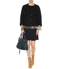 mytheresa.com - Virgin Wool-Blend Jacket ► Chloé * mytheresa.com - Luxury Fashion for Women / Designer clothing, shoes, bags