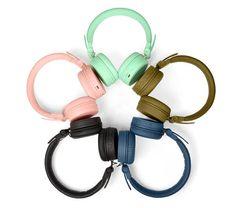 Fresh 'n Rebel presenta le nuove cuffie per gli amanti della musica ovunque - http://www.tecnoandroid.it/fresh-n-rebel-cuffie-musica-design/