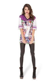Zombie Nation Touchdown - LIMITED (WW $110AUD / US $105USD) by Black Milk Clothing