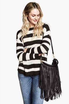 Suéter de punto fino | H&M | Nº. DE ARTÍCULO 0225916004