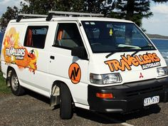 Renting a campervan in Australia from The Nomadic Backpacker @TheNomadicBP #BlogPost