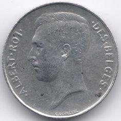 Belgium 1 Franc 1912 French Legend Silver op eBid België