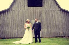 Arkansas Rustic Wedding - Rustic Wedding Chic