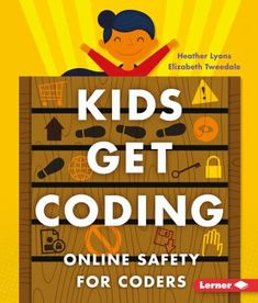 A basic introduction to computers, coding, and programming for savvy young readers. Although illustrated with juvenile cartoons, graphs and charts require elementary math beyond arithmetic and the content can be fairly advanced. Still, the authors clearly define important terms and concepts