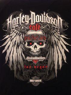 Harley Davidson  On the strip, Vegas NV.