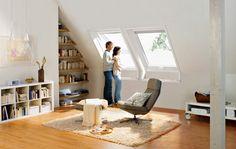 Einrichtungsideen dachschräge